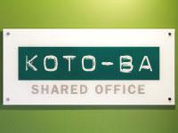 シェアオフィスKOTO-BAロゴ